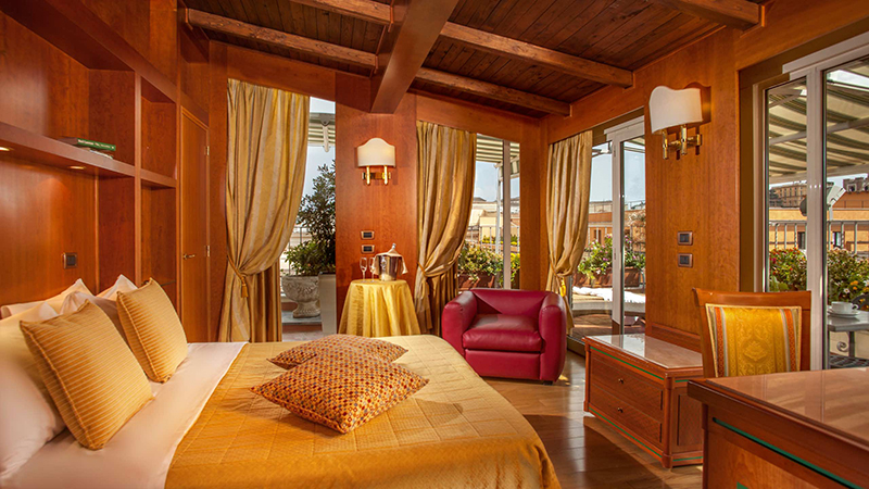 Hotel Regno em Roma