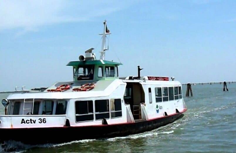 Como chegar na Ilha Murano em Veneza