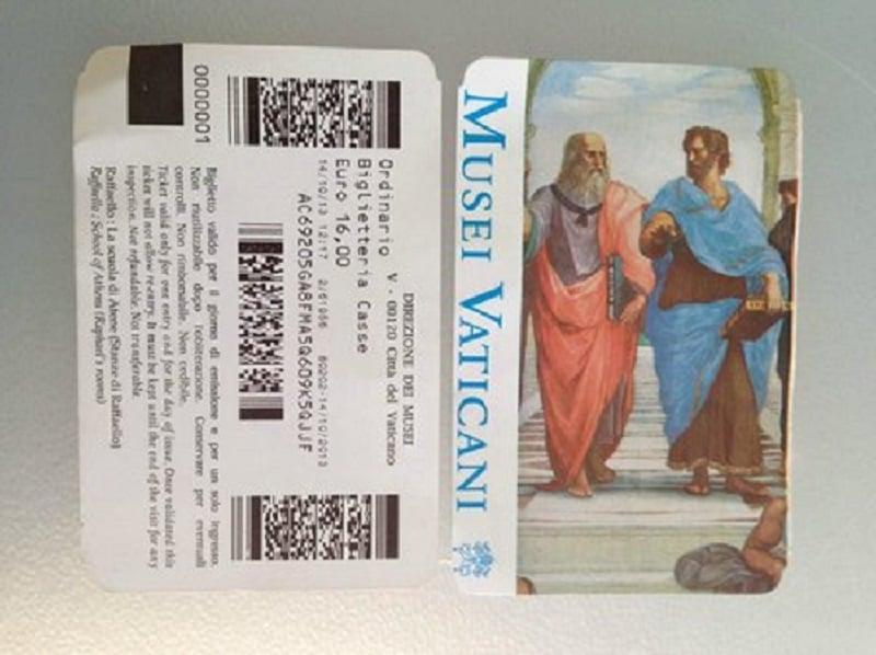 Informações sobre os Museus do Vaticano em Roma