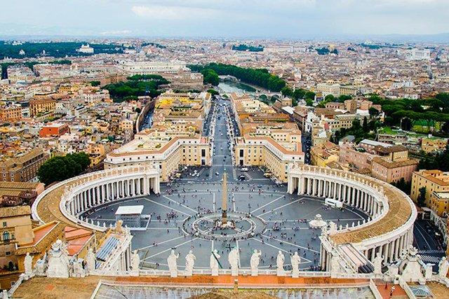 Pacote Hurb para Roma – Segundo Semestre 2021 por R$ 2.939