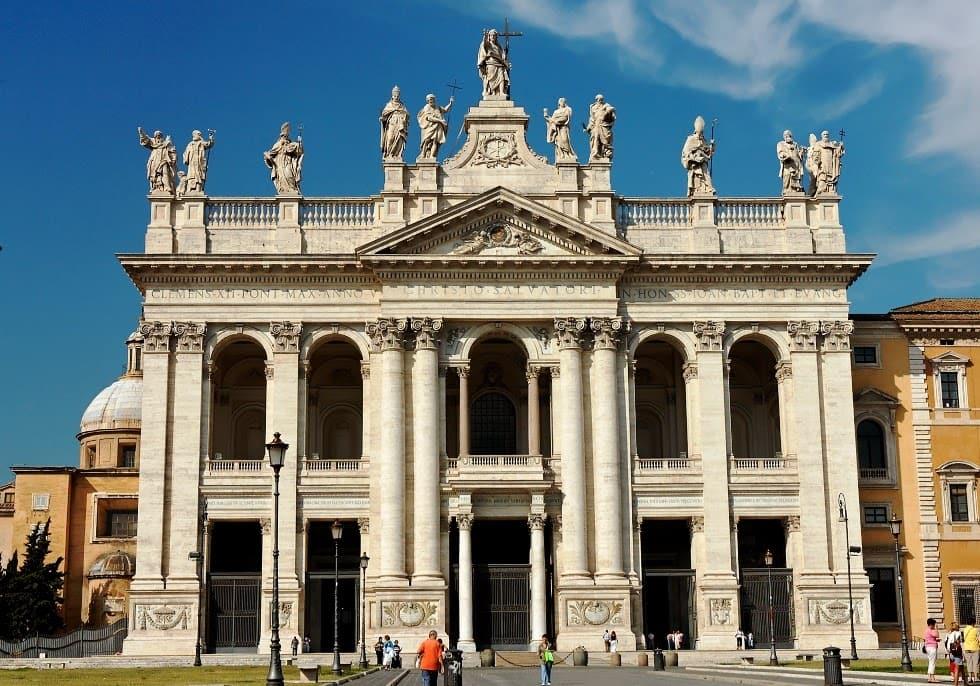Basilica di San Giovanni in Laterano em Roma