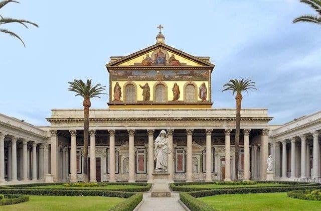 As Quatro Basílicas Papais em Roma