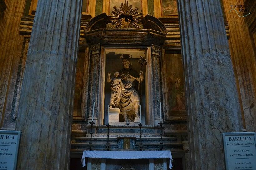 O que ver no Panteão de Roma