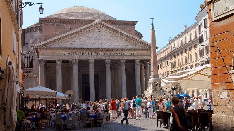 O que fazer nas proximidades do Panteão de Roma