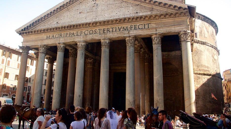 Dicas sobre o Panteão de Roma