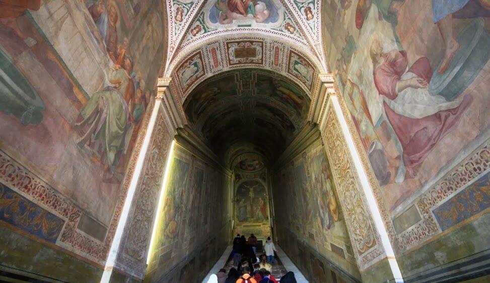 Sobre o Santuario della Scala Santa em Roma