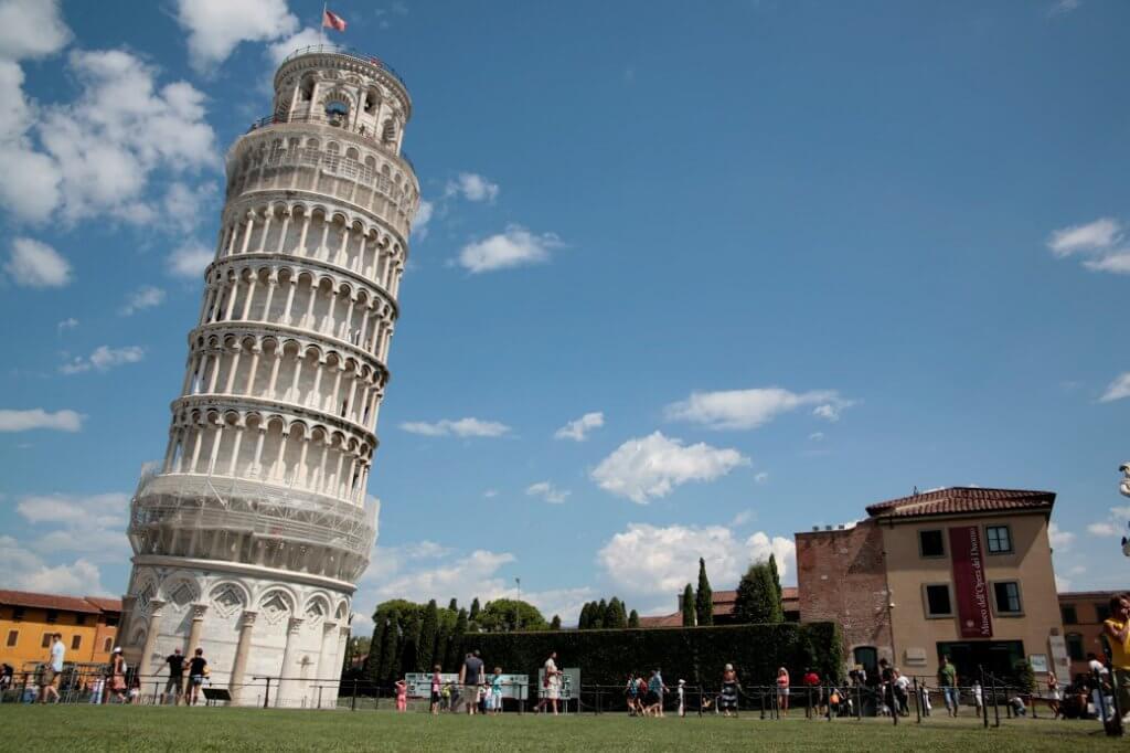 Torre de Pisa - Itália