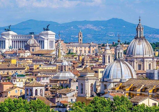 Clima e Temperatura em Roma