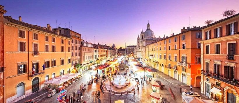Dicas sobre o que fazer na Piazza Navona em Roma