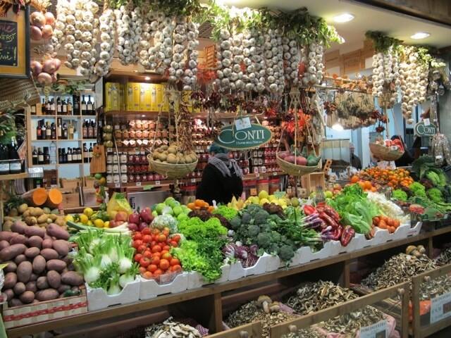 Mercado Central de Florença