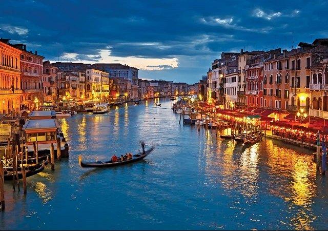 Pacote Hurb para Lua de Mel em Veneza por R$ 8.839