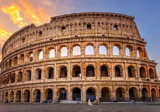Meses de alta e baixa temporada em Roma