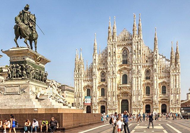 Meses de alta e baixa temporada na Itália