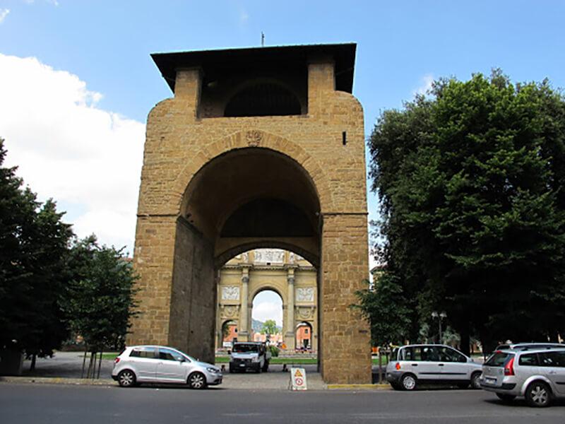 Bairro Porta Al Prato em Florença