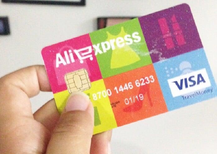 Cartão pré pago internacional em Roma