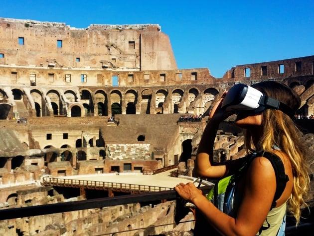 Como ir do aeroporto até o centro de Roma