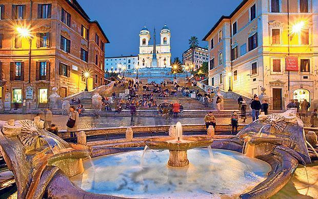 Como se locomover e andar em Roma