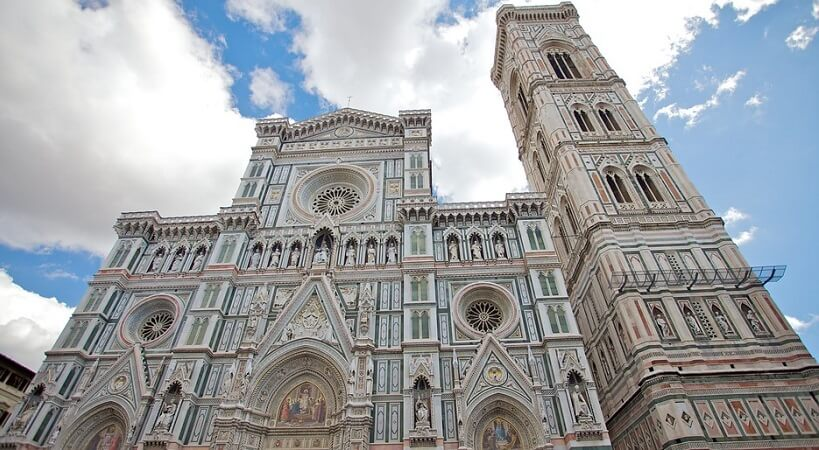 Catedral di Santa Maria del Fiore em Florença
