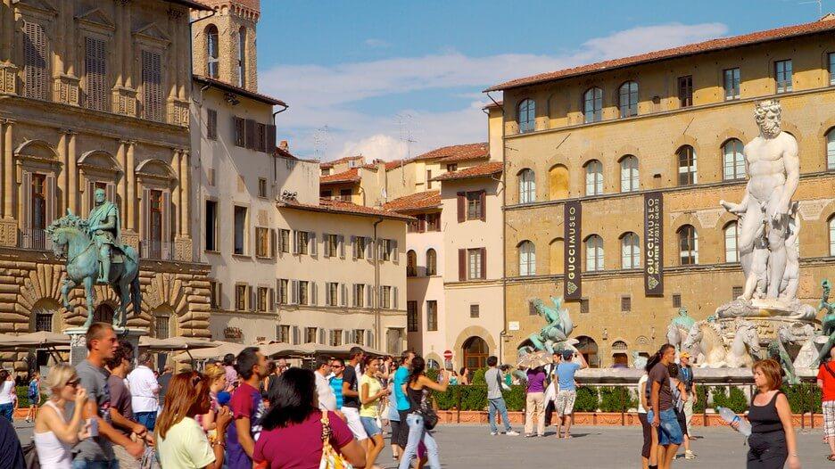 Turismo em Florença