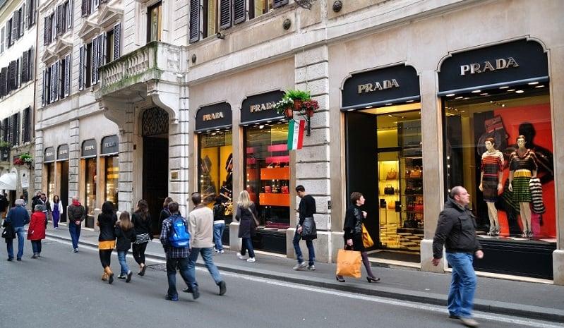 Onde comprar eletrônicos em Roma