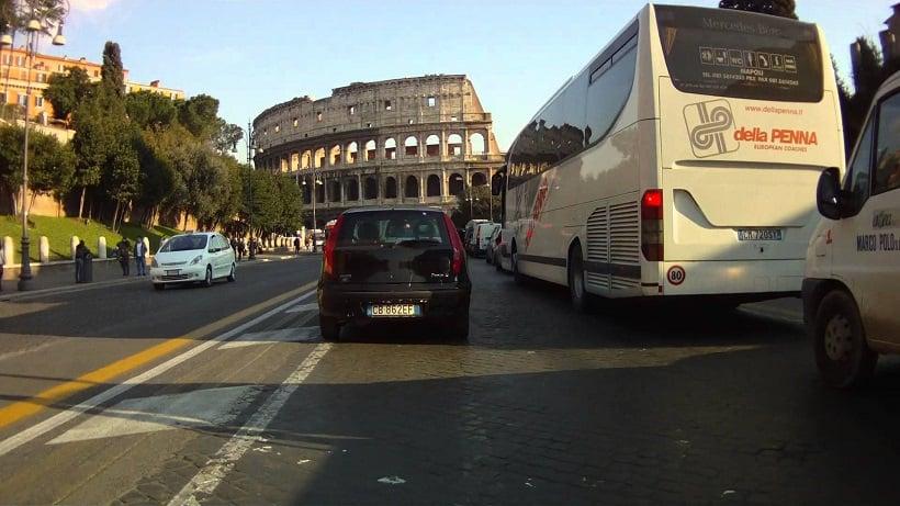 Aluguel de carro em Roma