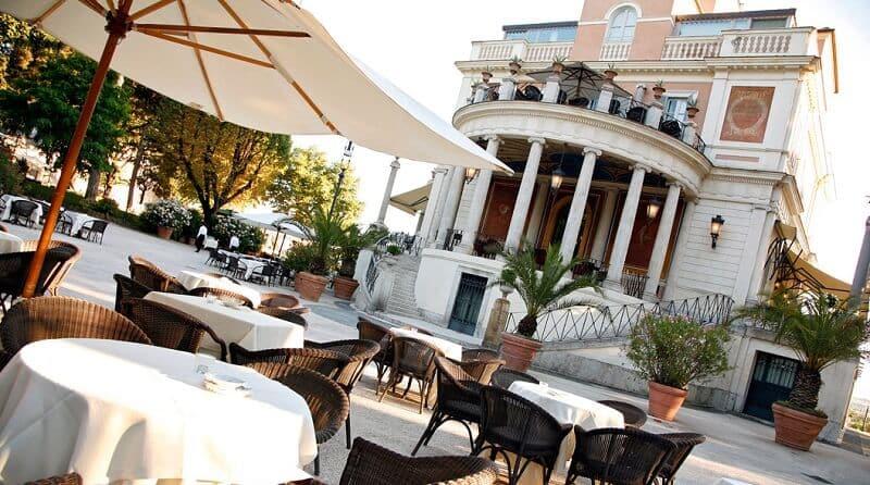 Restaurantes para passar a lua de mel em Roma