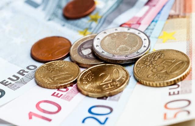 Euro em Florença