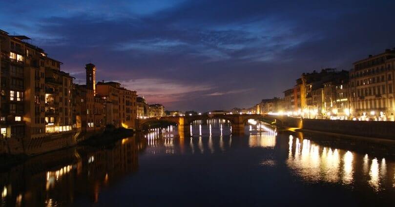 Noite em Florença