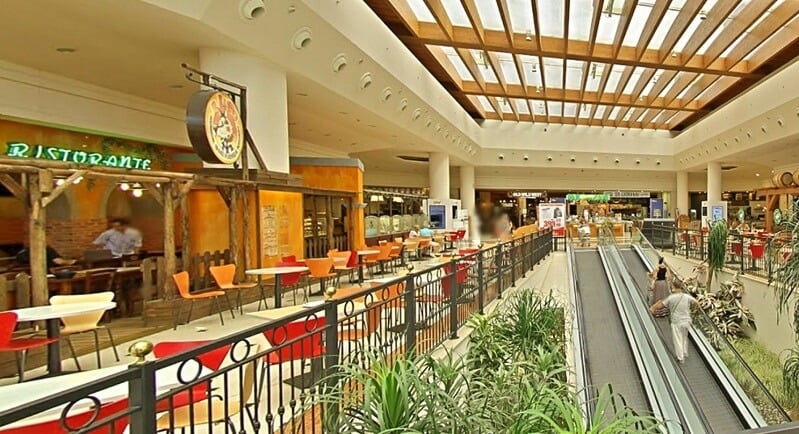 Shopping Fiordaliso em Milão