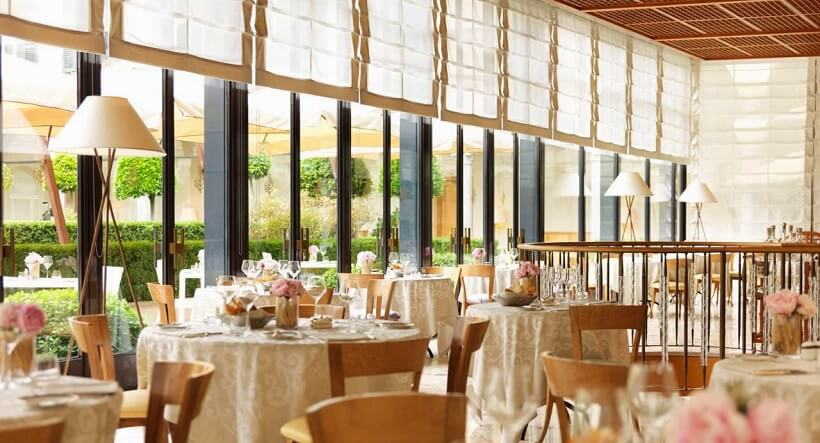 Restaurante La Veranda em Milão