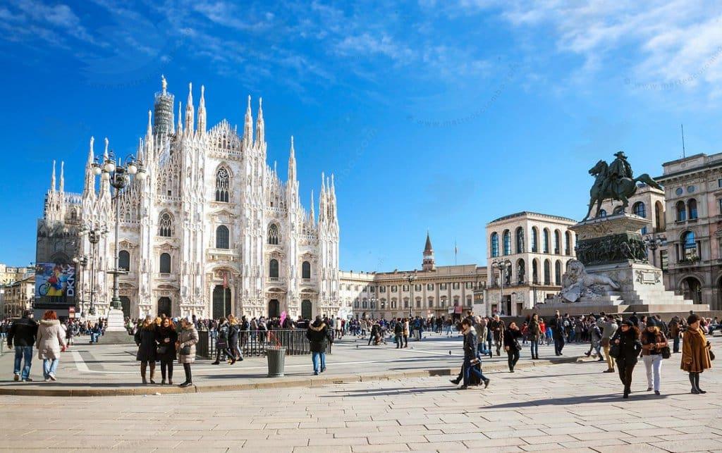 Roteiro de viagem em Milão
