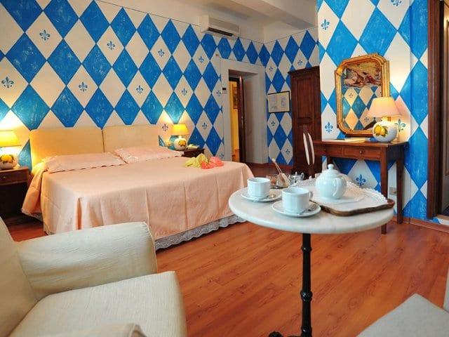 Hotéis bons e baratos em Florença