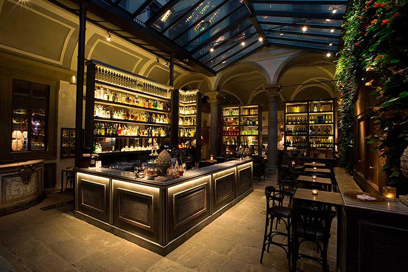 I Migliori Cocktail Bar em Florença