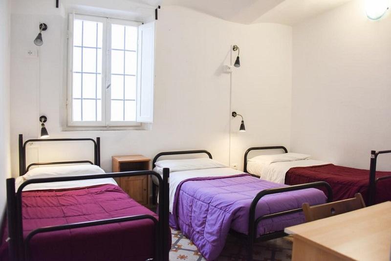 Quarto do New Hostel Florence em Florença