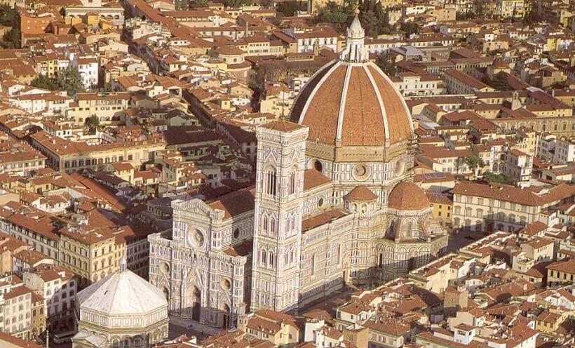 Catedral de Santa Maria del Fiore em Florença