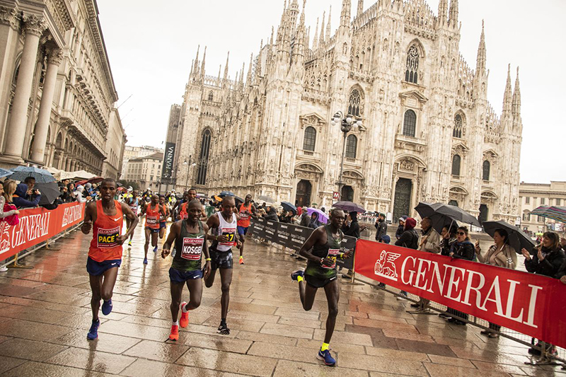 Maratona de Milão