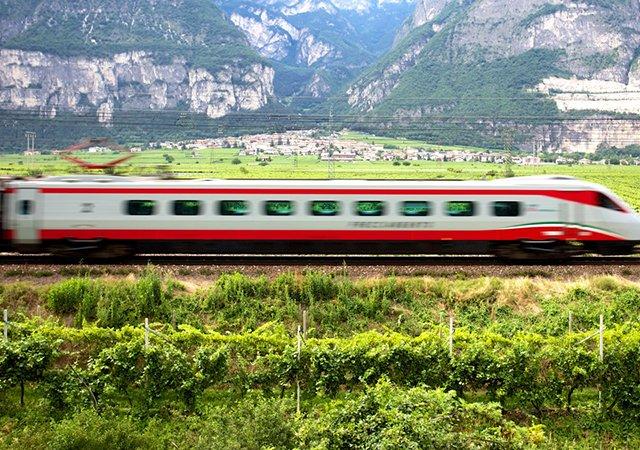 Onde comprar passagens de trem para a Itália