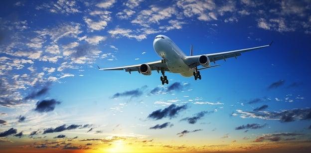 Preço médio de uma passagem aérea para Milão