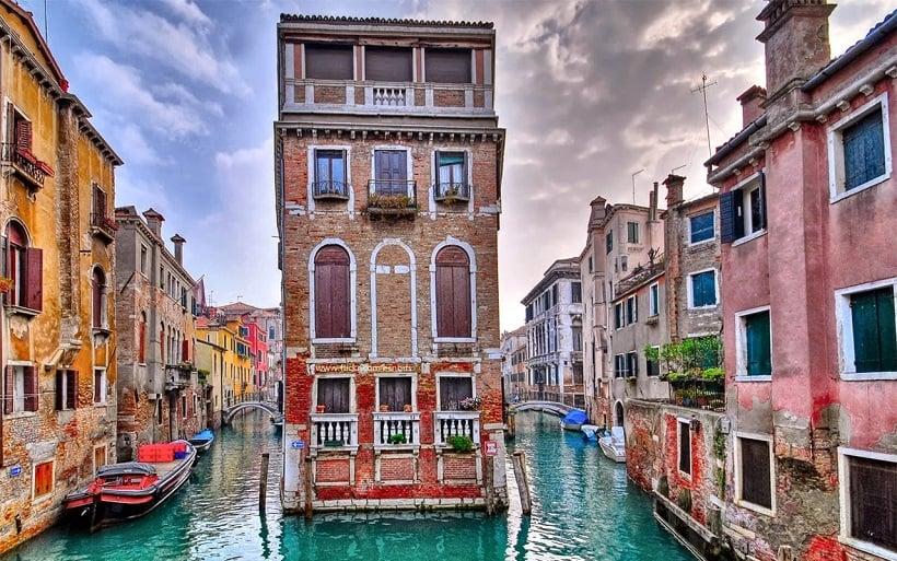Atrativos em Veneza