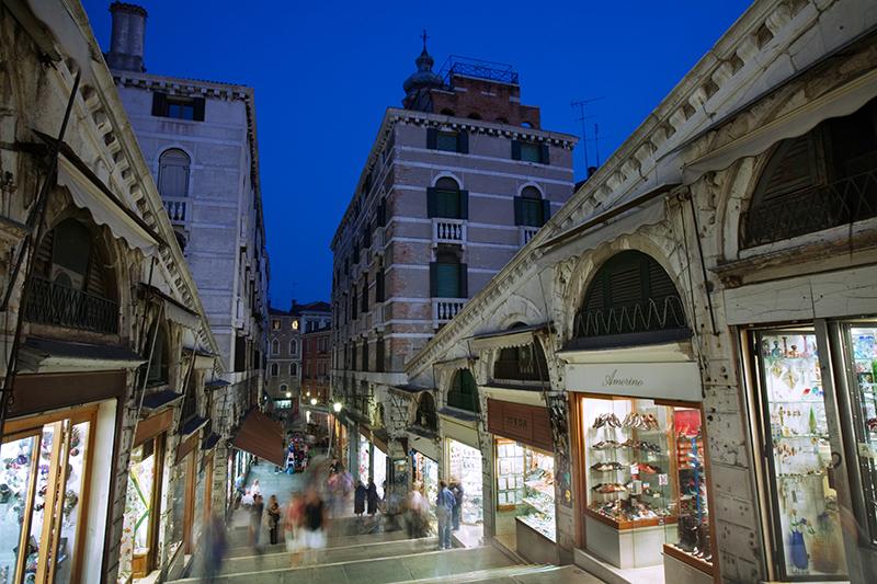 Rialto em Veneza