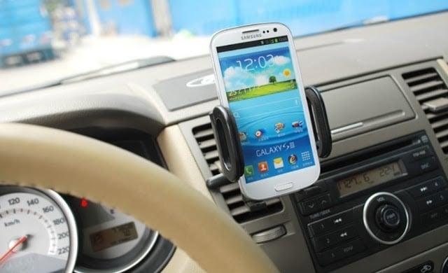 GPS no celular em Roma e na Itália