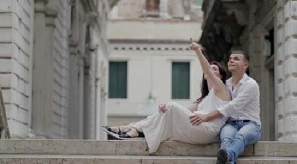 Tour a pé romântico pelas ruelas de Veneza