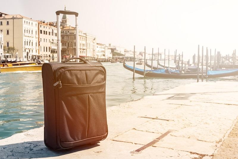 Limite de Bagagem para viagem de ferries na Itália