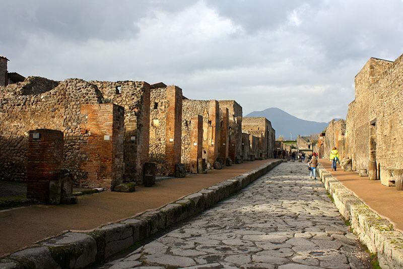 Pompeia na Itália