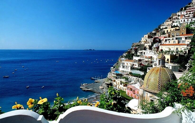 Passeios em Positano na Costa Amalfitana