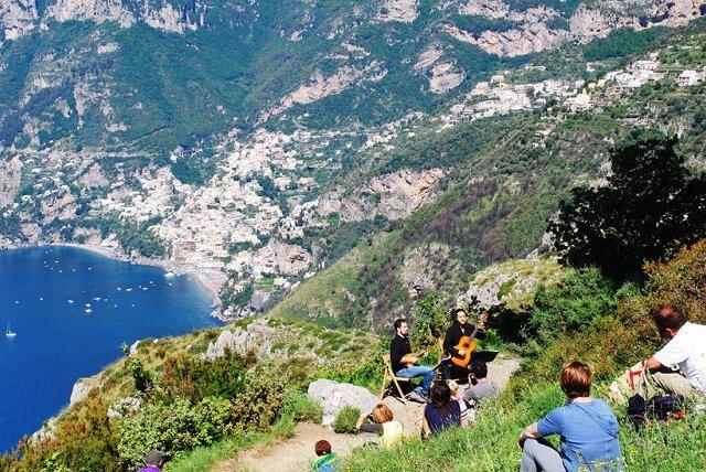 Roteiro de 4 dias na Costa Amalfitana
