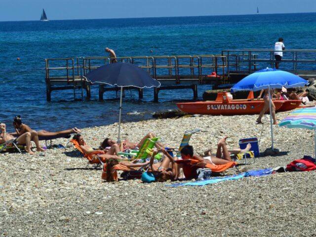 Praias em Bari