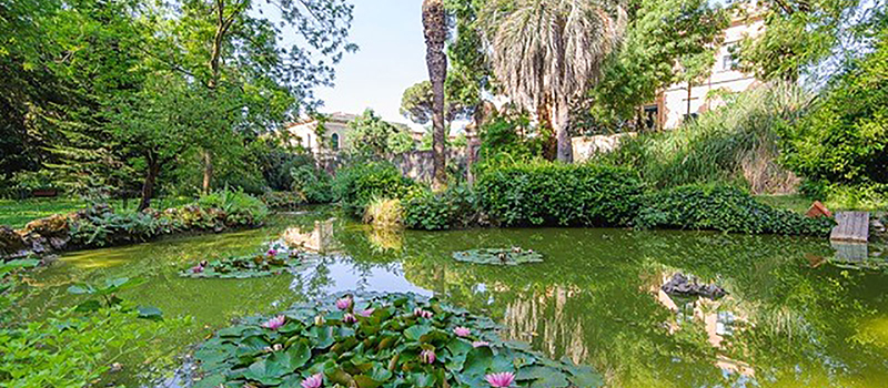 Jardim Botânico de Pisa