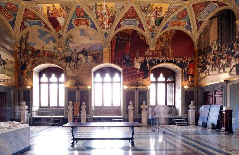 Museo Cívico em Siena