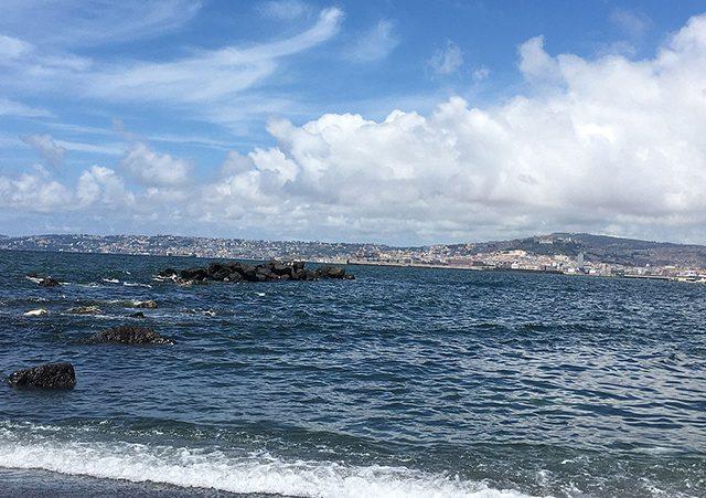 Praias em Nápoles